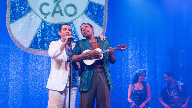 Zeca Pagodinho - Uma História de Amor ao Samba