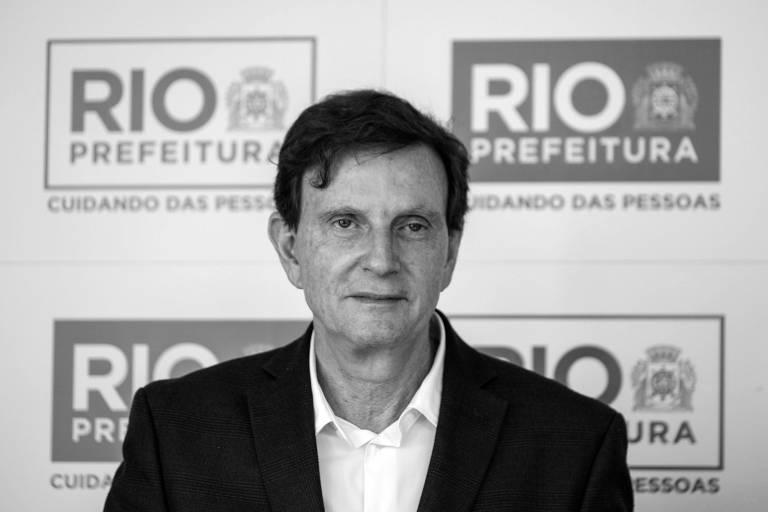 O prefeito do Rio de Janeiro, Marcelo Crivella (PRB)