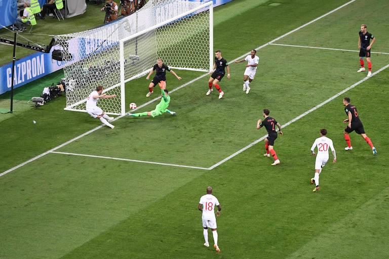 Grandes defesas da Copa