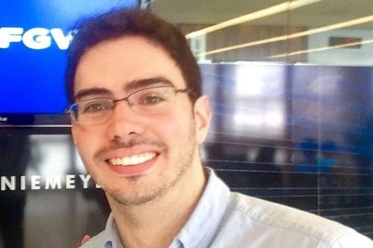Pré-candidato a deputado federal Felipe Oriá (PPS-PE)