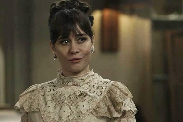 Alessandra Negrini como a personagem Susana