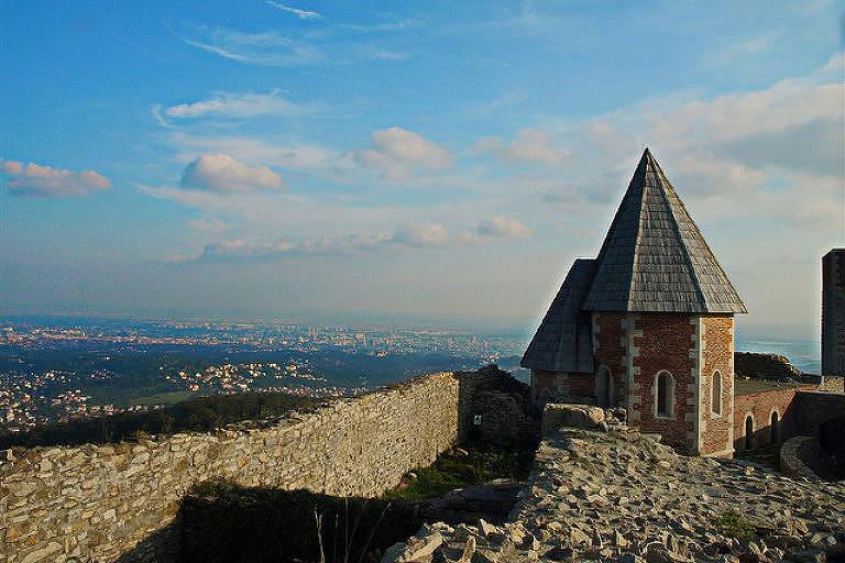 Castelo de Medvedgrad, Zagreb