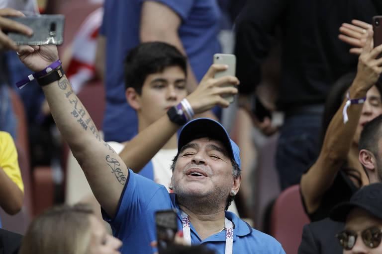 Imagens da Rússia no último dia de Copa