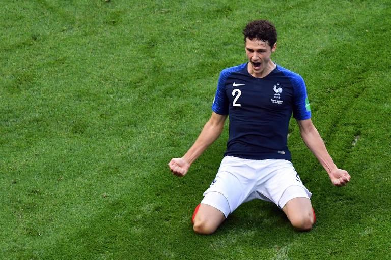 A Copa do Mundo da campeã França em 10 fotos