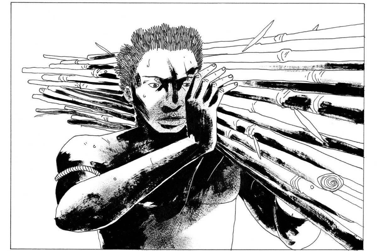 HQ do brasileiro Marcelo D'Salete vence o Eisner, maior prêmio de quadrinhos do mundo