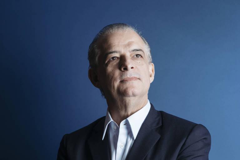 Governador Márcio França, pré-candidato ao governo de São Paulo pelo PSB
