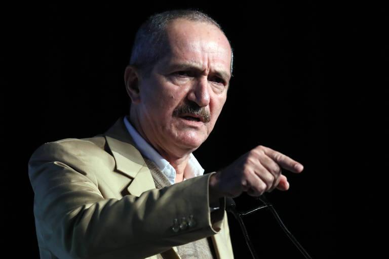 Pré-candidato a presidência da República  Aldo Rebelo