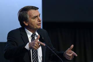 Bolsonaro ganhou aplauso de empresários até quando errou e03a4817b2