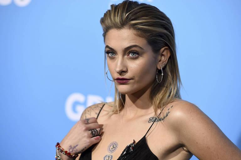 Paris Jackson diz gostar de mulheres e pede: 'Não me rotule de bissexual'