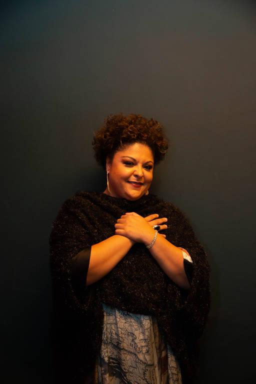 Fabiana Cozza interpreta Dona Ivone Lara
