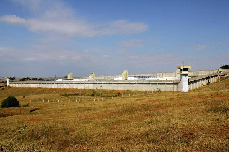 Penitenciaria 2 de Presidente Venceslau , região oeste do estado de São Paulo