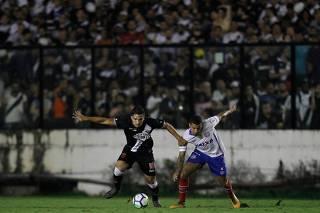 Bahia perde jogo de volta, mas avança na Copa do Brasil e enfrenta o Palmeiras