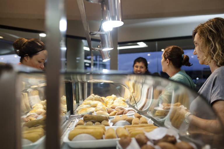 Descida da Serra - Rodovia dos Imigrantes - Restaurante Frango Assado