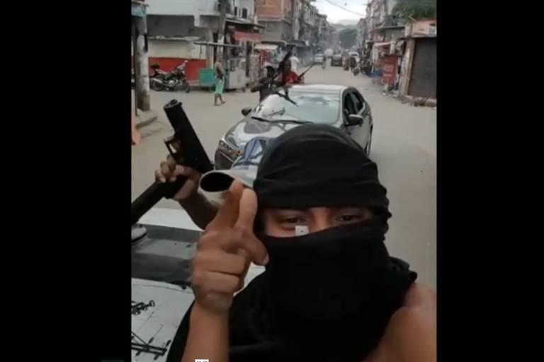 O registro da violência no Rio de Janeiro