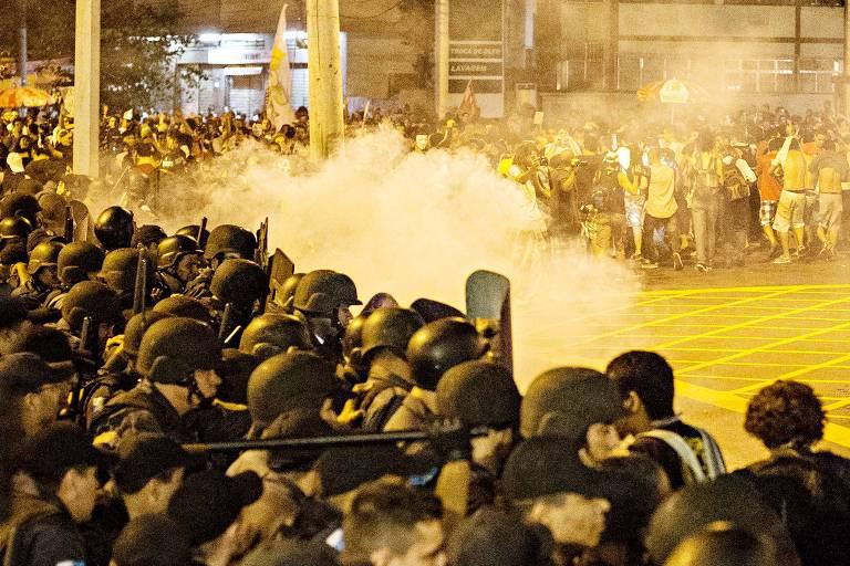 Protestos de 2013 no Rio