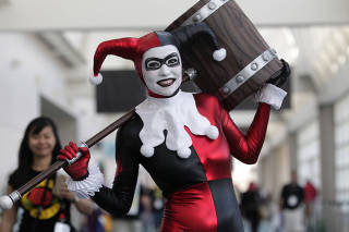 Get your geek on: 130,000 head for San Diego Comic-Con