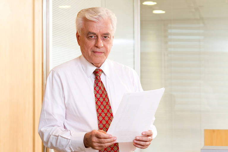 Paulo Lemos - ex-Vice Presidente da Brasken e um dos criadores da COPPEAD