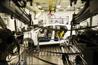 Laboratório de Segurança Veicular da Volkswagen
