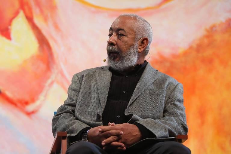 O escritor Leonardo Padura