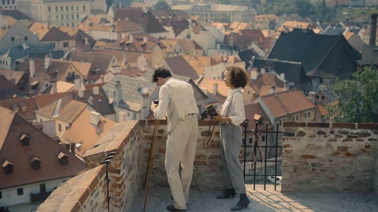 'Egon Schiele - Morte e Donzela'