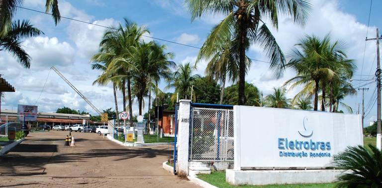 Sede da Eletrobras Distribuição Rondônia, em Porto Velho