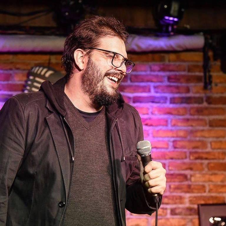 O humorista Rodrigo Fernandes comparou filho de Will Smith a flanelinha