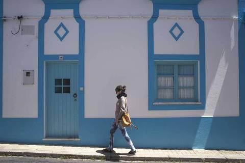 Litoral Alentejano e Costa Vicentina. Casas e Vilanova de Milfontes. Foto: Guilherme Tosetto
