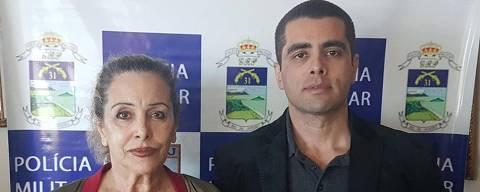 Doutor Bumbum e sua mãe, Maria de Fátima Barros Furtado, são presos no Rio