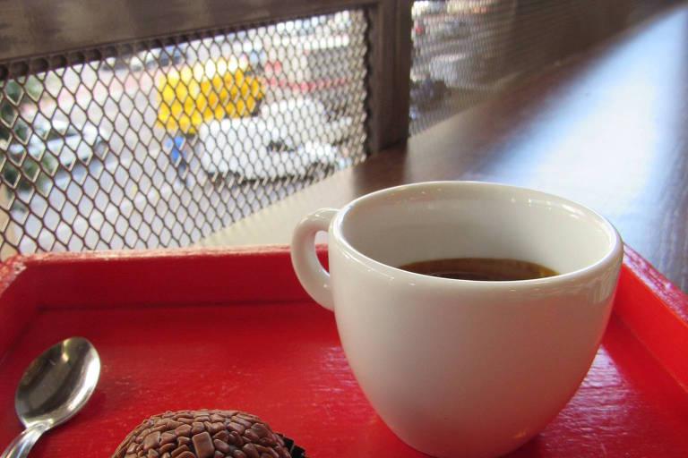 Lina Café Paulista