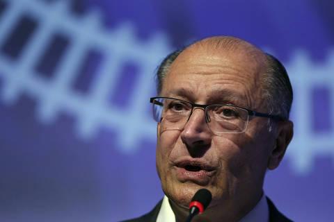 Centrão quer compromisso de Alckmin a favor de financiamento sindical