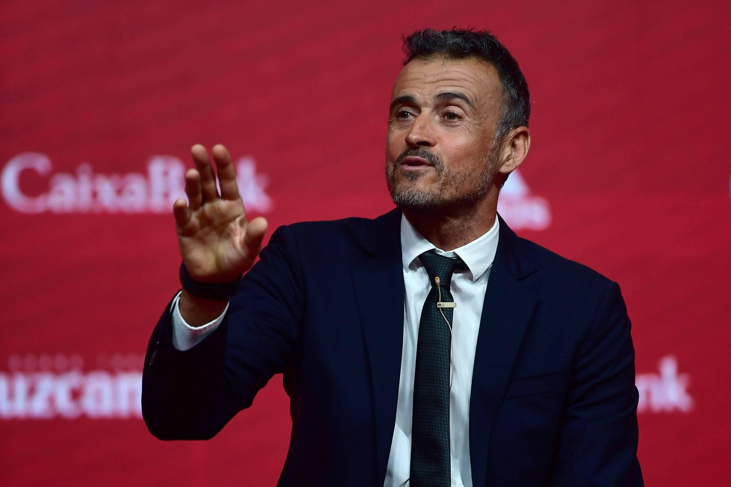 4b96ac433b Luis Enrique assume seleção espanhola e promete mudanças táticas na equipe  - 19 07 2018 - Esporte - Folha