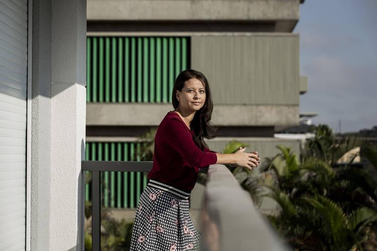 Ana Melhado, engenheira civil que trabalha com sustentabilidade