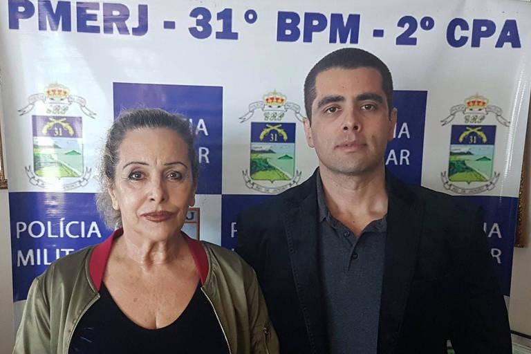 Doutor Bumbum e sua mãe foram presos na quinta (19), no Rio