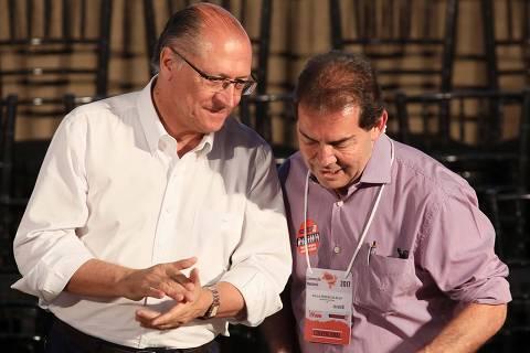 Integrante do centrão ameaça Alckmin e reabre negociação com Ciro Gomes