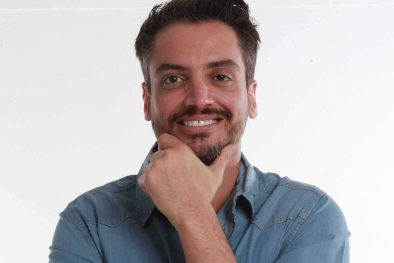 O jornalista Leo Dias