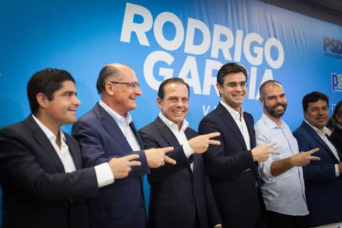 Aliado nacionalmente, PSDB enfrenta centrão nos estados