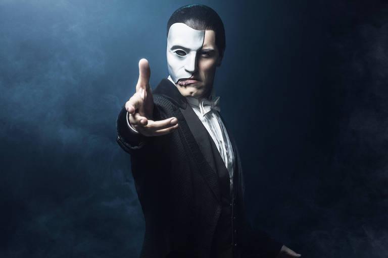 'O Fantasma da Ópera'