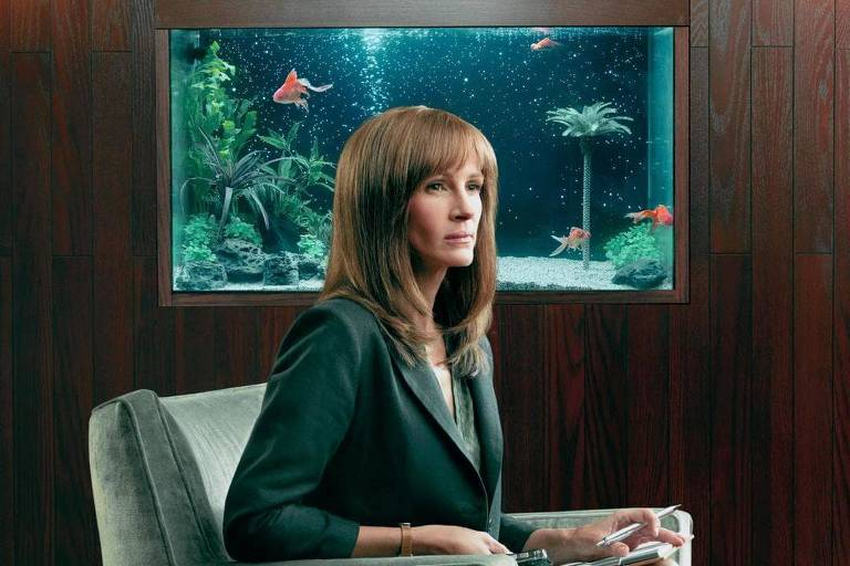 Julia Roberts em trailer de 'Homecoming', nova série original da Amazon Prime