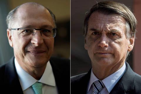 O peso da TV nas campanhas de Bolsonaro, Alckmin e do PT