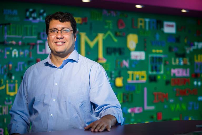 Fabrício Bloisi, 39, presidente e cofundador da empresa Movile, dona do iFood