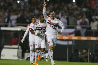 Brasileiro Championship - Sao Paulo vs Corinthians