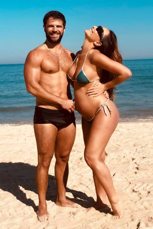 Sabrina Sato e Duda Nagle
