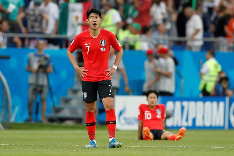 Jogador sul-coreano terá nova chance para fugir do serviço militar ... 880023ece3ebf