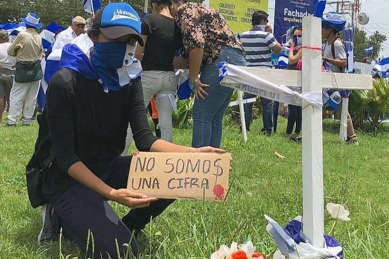 Crise na Nicarágua provoca onda de migração para a Costa Rica