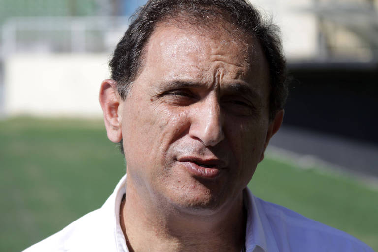 Marco Chedid é filho de Nabi Abi Chedid, ex-presidente do Bragantino e da Federação Paulista de Futebol