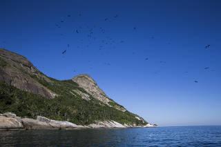 Ilhabela - arquipélago de Alcatrazes