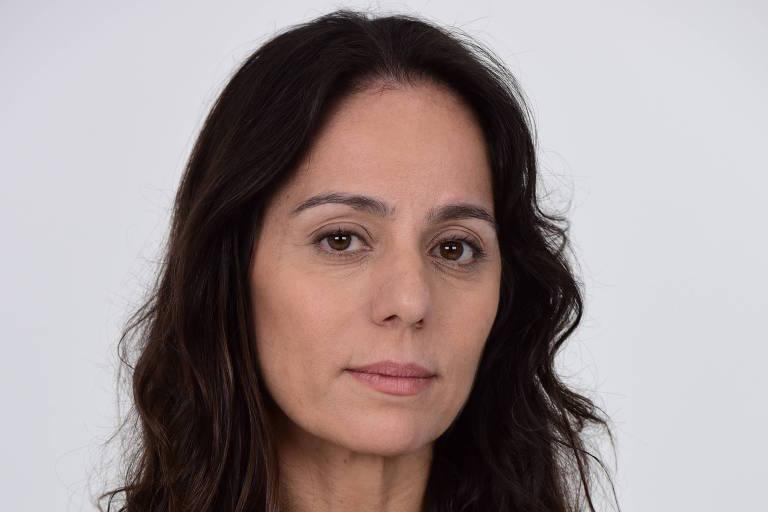 a atriz Claudia Mauro