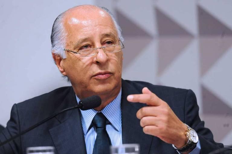 Randolfe coloca Marco Polo Del Nero, ex-presidente da CBF, na mira da CPI da Covid