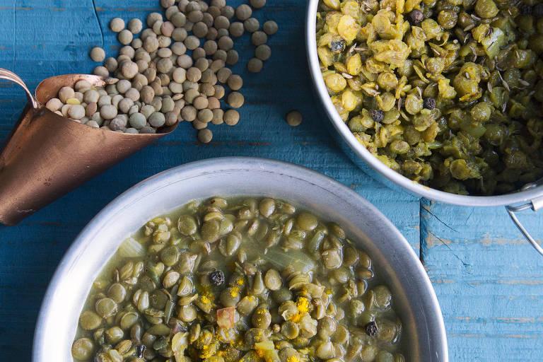 Daal, sopa de lentilha que é uma das receitas do livro 'Índia: Sabores e Sensações', de Zeca Camargo