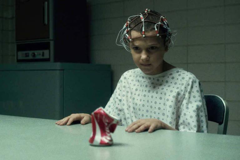 """Um dos íncones será a personagem Eleven de Millie Bob Brown em """"Stranger Things"""""""